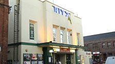 The Ritz Acoustic Club in Burnham on Sea