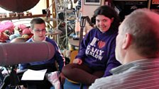 Conversations in the music therapy studio