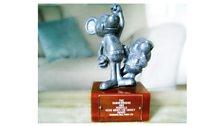 A Good Grief / Oh Crikey Award given to legendary Cosgrove Hall scriptwriter Brian Trueman.