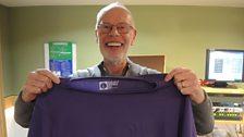 Whisper it...Bob's joined Team Feltz!