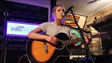Naomi Coombes was brilliant at the Open Mic Night at the Portman Arms