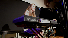 Jess Handley, aged 14