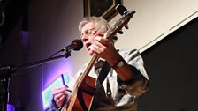 Steve Sutherland plays his heart out