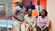 BBC Africa has teams based in London and across much of sub-Saharan Africa, as well as in cities across the continent