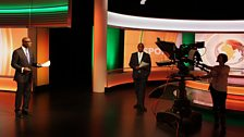 BBC has two TV programmes dedicated to Africa - Focus on Africa and Dira ya Dunia