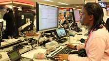 BBC Africa also has a prominent social media presence, especially via Facebook, Twitter and Google+
