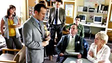 Grantly was part of the original teaching staff at Waterloo Road