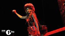 Azealia Banks at 1Xtra Live 2013