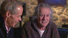 Simon Heyworth and Tom Newman