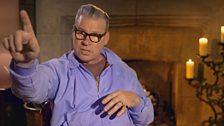 Film critic Mark Kermode