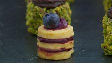 Episode 3 - Desserts - Kimberley's Chocolate Pistachio Fianciers & Lemon Bergamot Biscuits