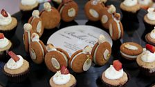 Episode 3 - Desserts - Frances' Sugar Plum Fairy Cakes & Ginger Nutcrackers