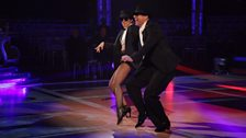 Julien and Janette dance the Jive