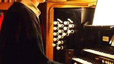 Christopher Nickol, Organist