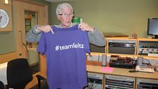 Paul's back on Radio 2...and straight in to Team Feltz