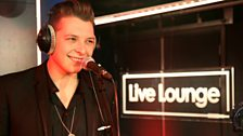 John Newman in the Live Lounge