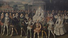 The Procession Portrait of Queen Elizabeth