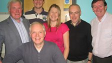 Frank Thompson Scottish Dance Band