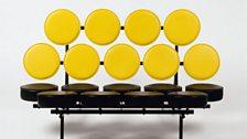 George Nelson Associates, Inc. (Irving Harper) Marshmallow, sofa, 1956