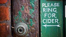 Ring for Cider. Photo: Bill Bradshaw.