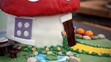 Episode 8 - Quarter Finals - Kimberley's Spiced Butternut Squash Toadstool House