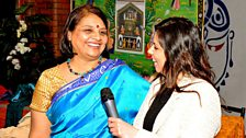 Alpa speaks to musician Maya Deepak