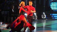 Rachel Riley and Pascha Kovalev...