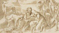 Giovanni Benedetto Castiglione, Omnia Vanitas, early to mid-1650s