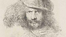 Giovanni Benedetto Castiglione, A presumed self-portrait, late 1640s.