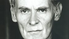 Karl Johnson, reader of John Clare's poetry on 'Village Minstrel'