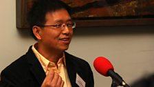 Hu Yong.  Photo credit: Jackie Zhang