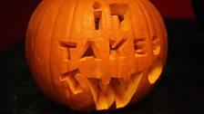 This week we celebrated Halloween