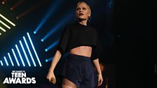 Jessie J at Radio 1's Teen Awards 2013