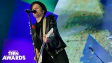 Fall Out Boy at Radio 1's Teen Awards 2013