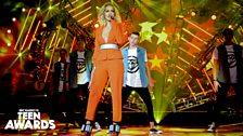 Nick Grimshaw and Rita Ora host Radio 1's Teen Awards 2013