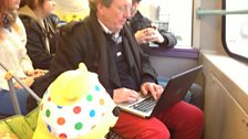 George and Pudsey Travelling