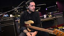 Skaters in the Live Lounge Late