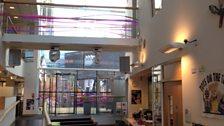 BBC Radio Leicester's Open Centre
