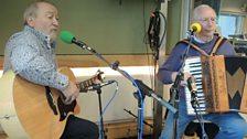 Foster & Allen perform live on Weekend Wogan