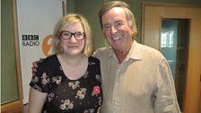 Sarah Millican chats to Terry Wogan