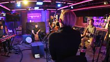 Miley in the Live Lounge