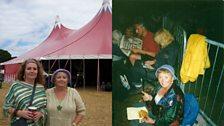Patsy Campe at Cambridge folk festival