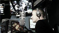 Benji In the Studio