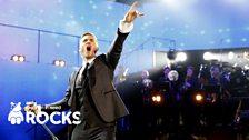 Gary Barlow at Children In Need Rocks 2013