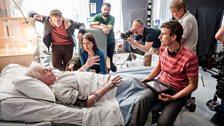 Derek Jacobi (Alan), Nicola Walker (Gillian), Josh Bolt (Raff)...