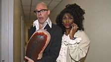 Harry, Sinitta and the big banger