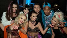 The cast of Eastenders dance up a storm!