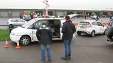Some of our finest technical minds take a look at the radio car