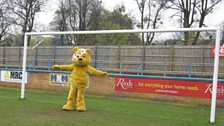 Pitch Up For Pudsey - All-Star Team v Norfolk Emergency Services