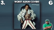 Ace's Top 5: Worst Album Covers / No. 3 - Wiz Khalifa